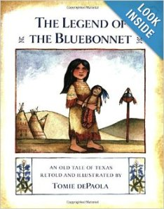 And old tale of Texas retold and illustrated by  Tomie dePaola