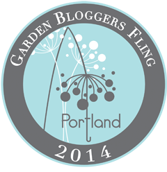 Garden Blogger's Fling in Portland for 2014