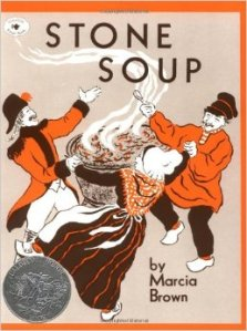 Caldecott honor book retold and illustrated by Marcia Brown.