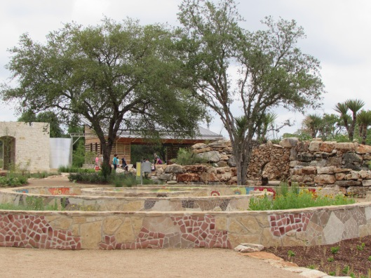 Luci and Ian's Family Garden
