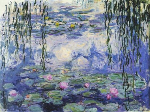 Monet's pond at Giverny