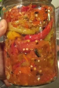 Fresh salsa!