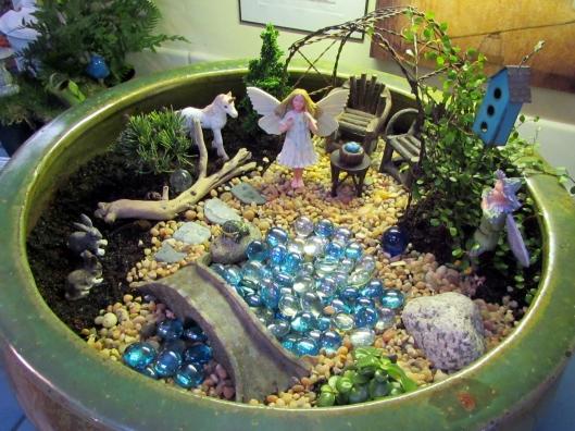 fairy garden ready