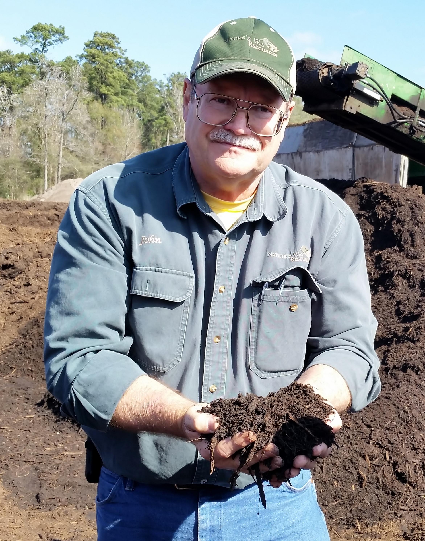 Nature s way tour with soil scientist john ferguson for Soil scientist