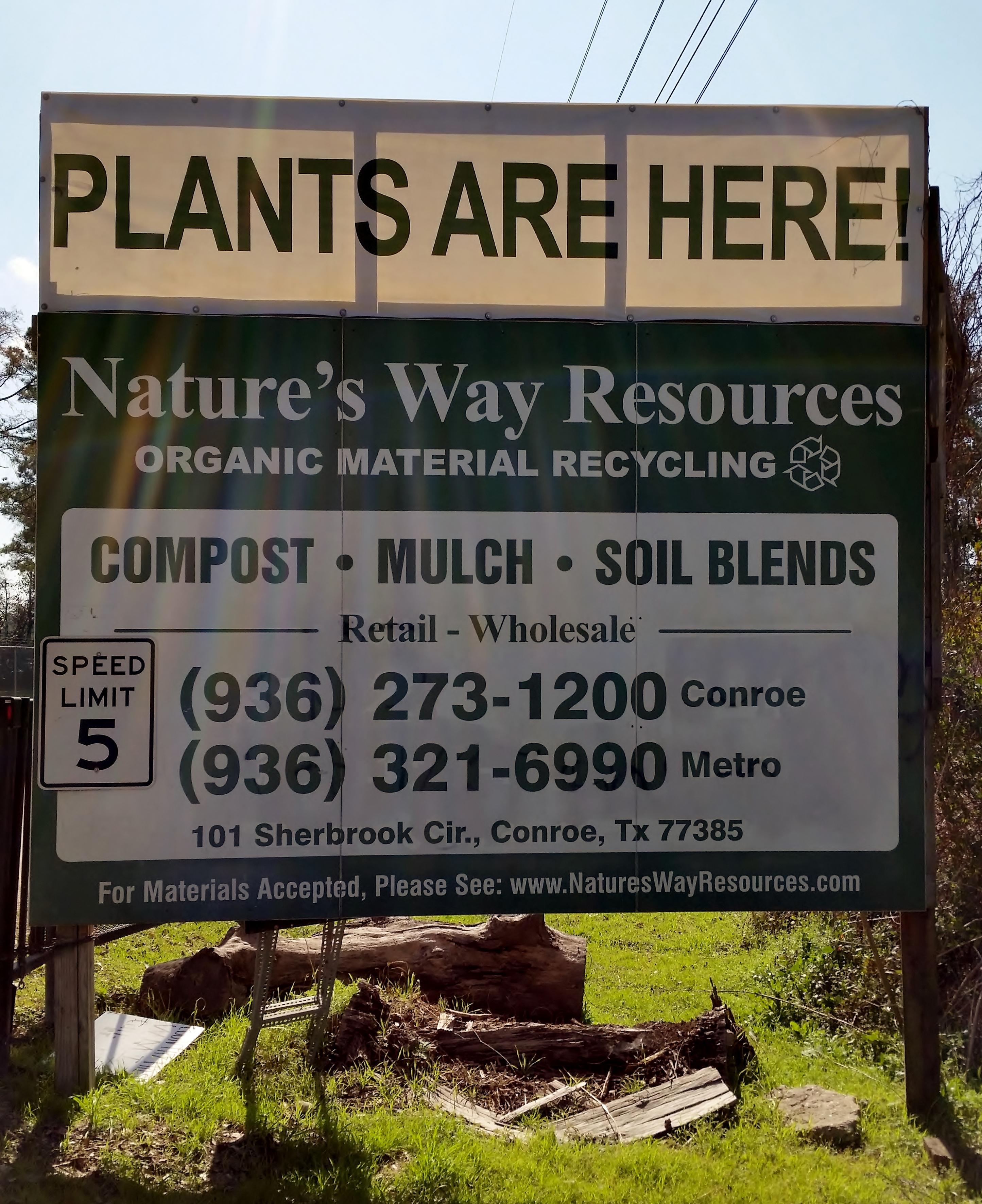 Nature s way tour with soil scientist john ferguson for Soil tour dates 2015