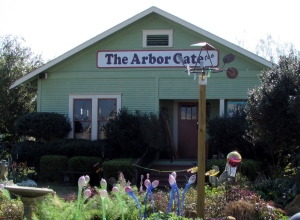 Herb house at Arbor Gate