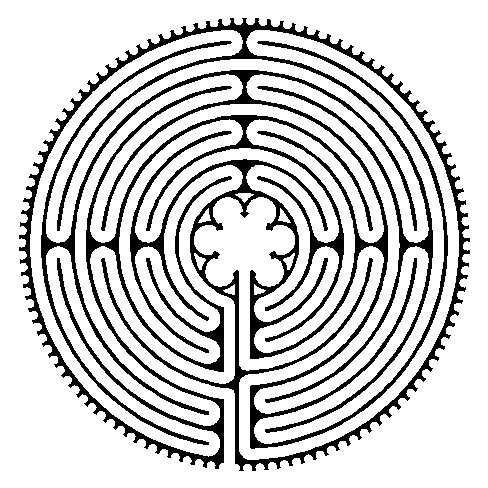 Designing And Constructing A Labyrinth And Sharing A Bit