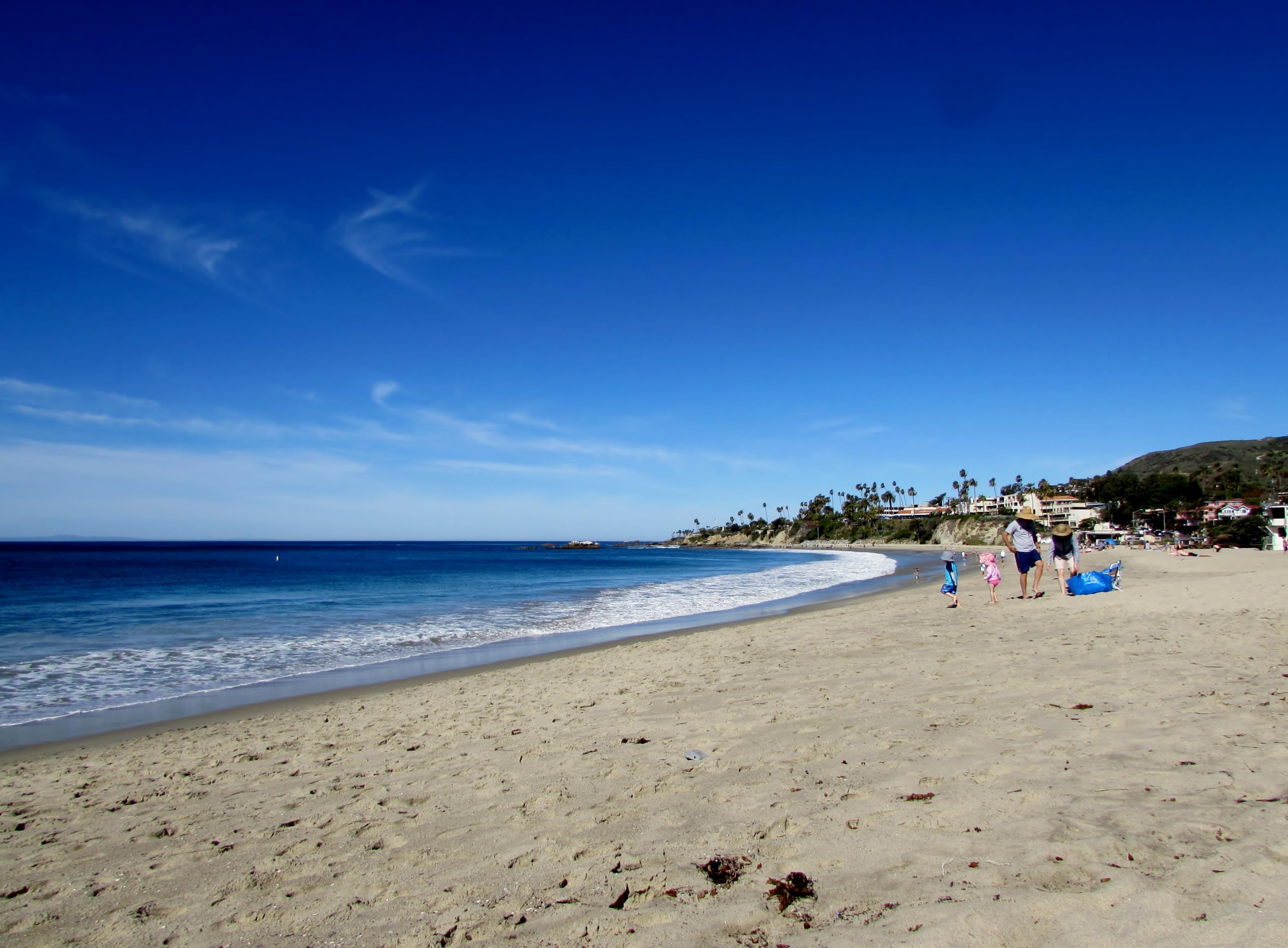 Laguna Beach Water Temperature January