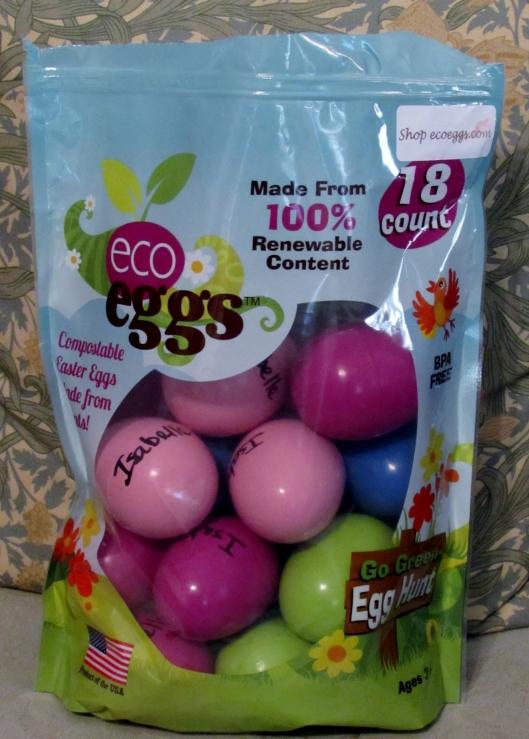 bio easter egg