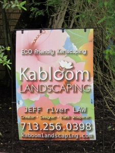 Kabloom Landscaping