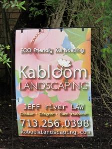 Kabloom Landscaping