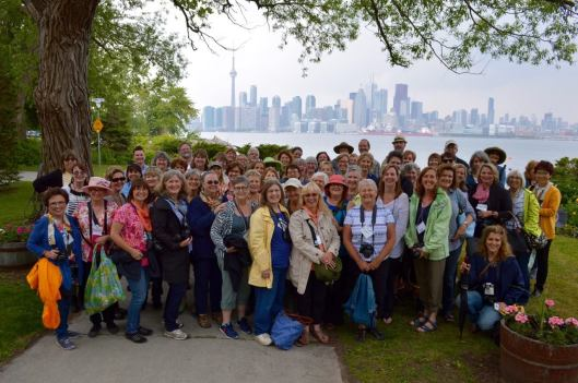 Toronto Islands Garden Bloggers Fling 2015
