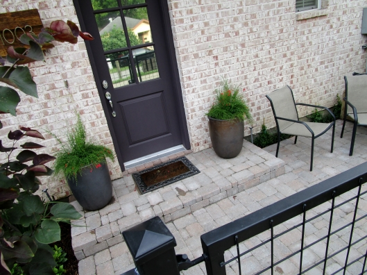 Paio courtyard installed by Ravenscourt Landscaping and Design LLC