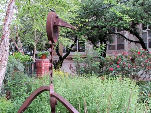 Houston Garden Conservancy tour 2015