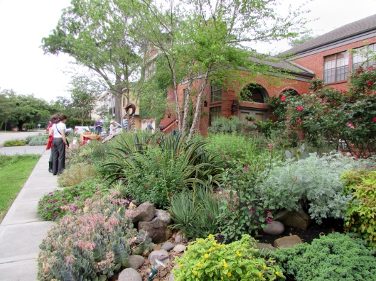 Garden Conservancy Open Days Houston 2015