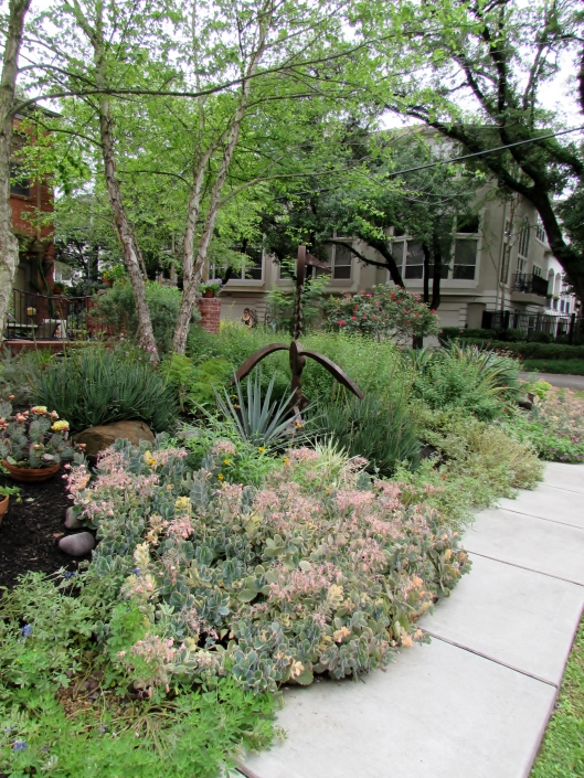 Houston Garden Conservancy tour 2015