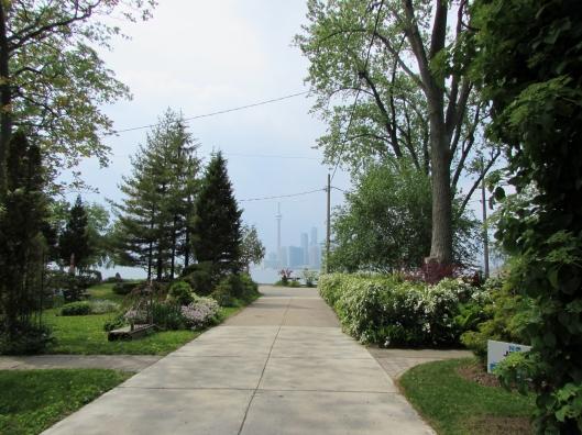 View of Toronto