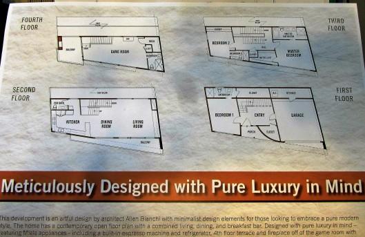 Front Garden Redo on modern Town Home by Ravenscourt Landscaping & Design LLC