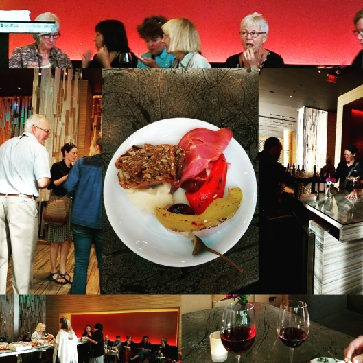 #GBFling happy hour reception hosted by Garden Design Magazine at the Loew Hotel in Minneapolis