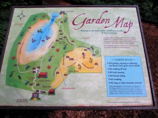 #GBFling2016 Eloise Butler Wildflower Garden and Bird Sanctuary.