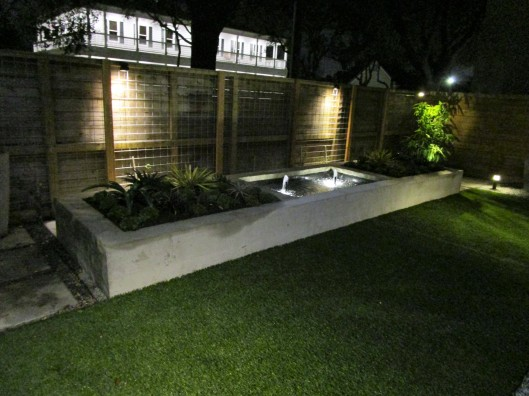 outdoor lighting pond lights