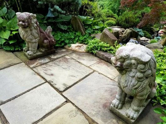 Foo Dogs at Hillwood Estates