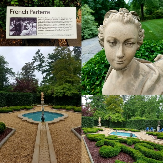 French Parterre Garden at Hillwood Estate #gbfling2017