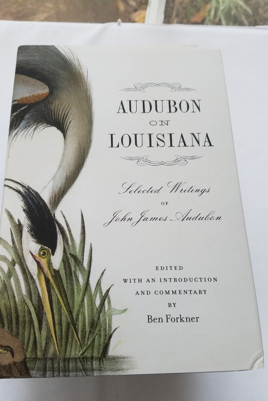 Audubon On Lousiana